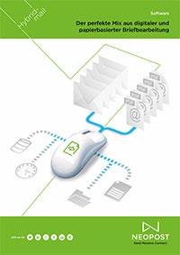 Hybridmail: Der perfekte Mix aus digitaler und papierbasierter Briefbearbeitung