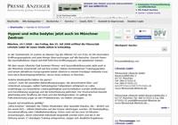 Hypoxi und miha bodytec jetzt auch im Münchner Zentrum