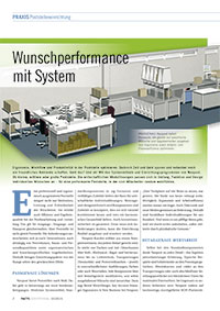 Wunschperformance mit System