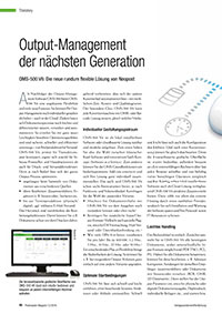 Output-Management der nächsten Generation